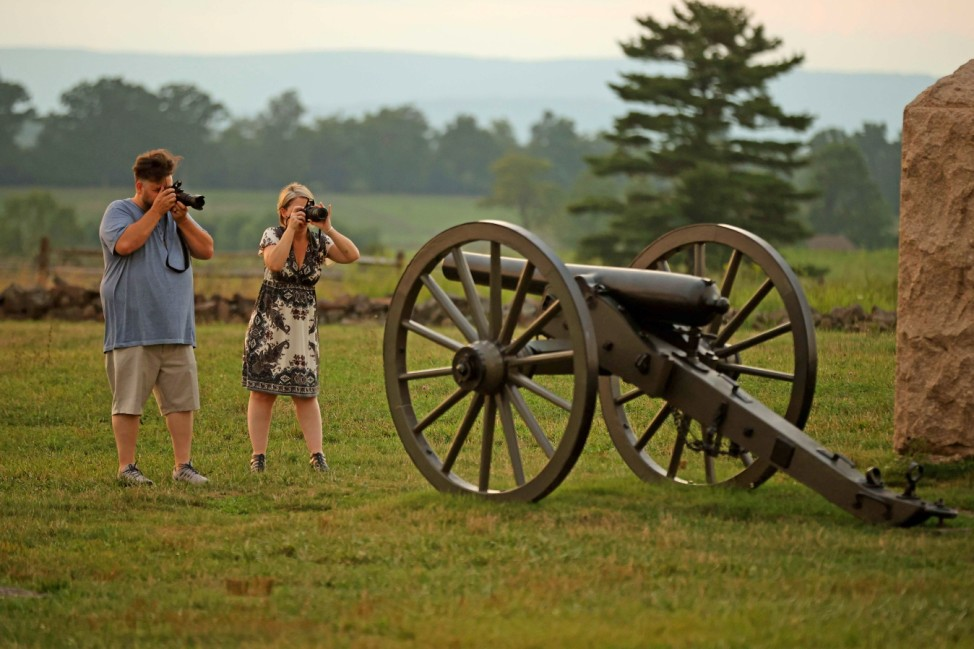 Trump Considers Historic Gettysburg As Site For RNC Nomination Speech