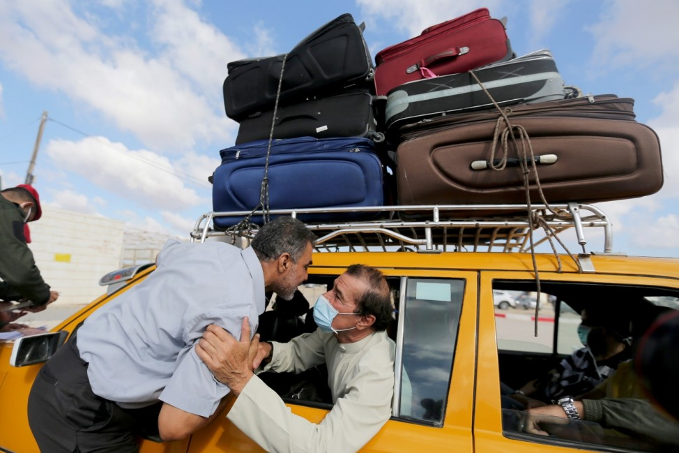 Gaza crossing with Egypt opens for departures