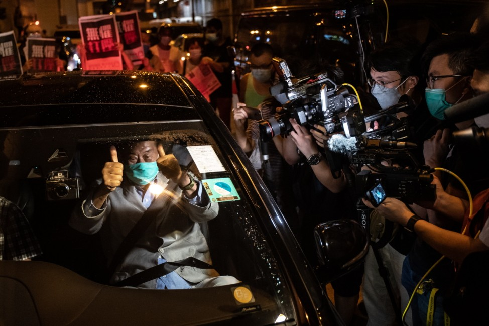 BESTPIX - China Imposes National Security Law In Hong Kong