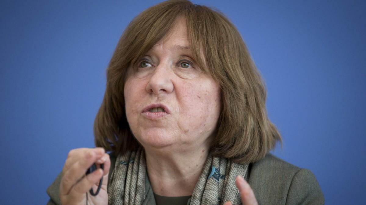 Belarus: Nobelpreisträgerin attackiert Lukaschenko