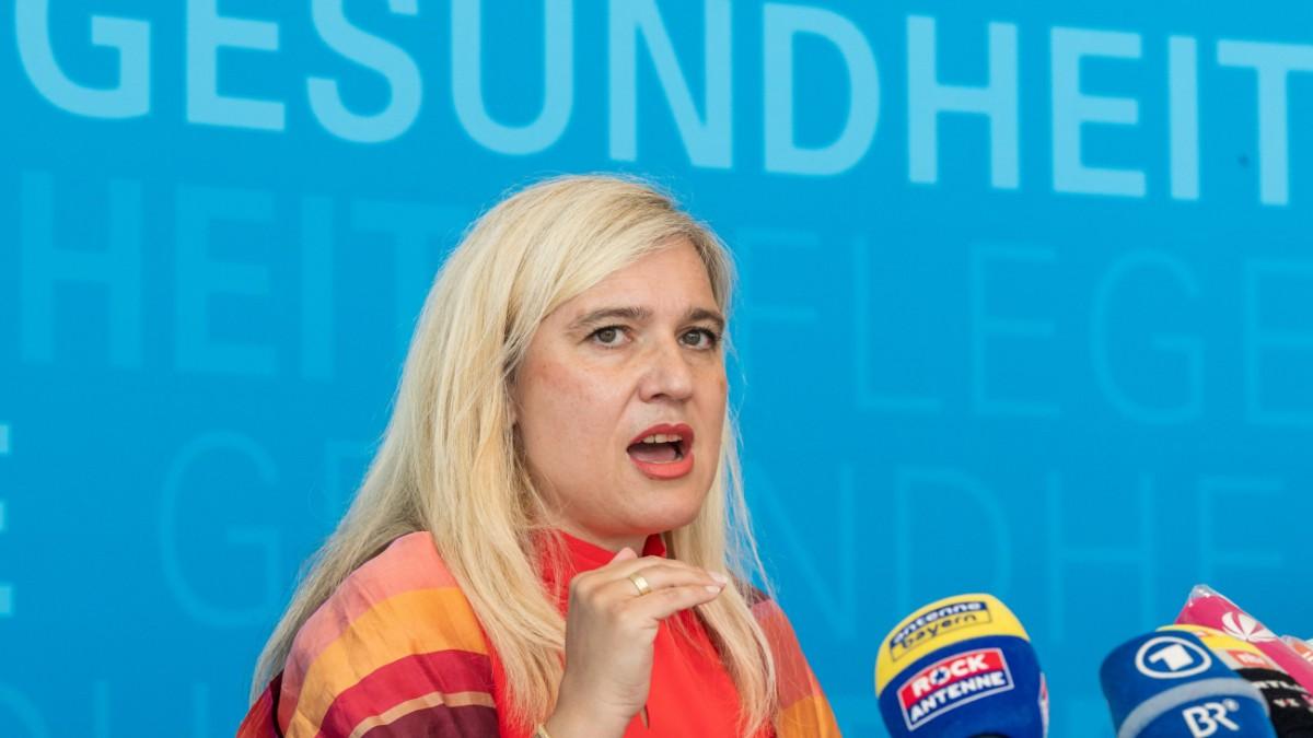 Bayerns Gesundheitsministerin Melanie Huml im Porträt