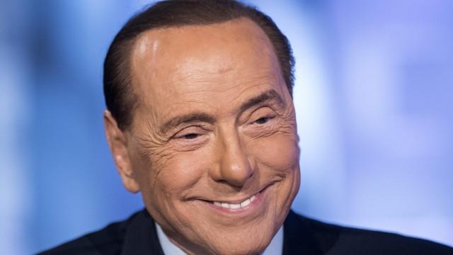 Italiens Ex-Ministerpräsident Silvio Berlusconi