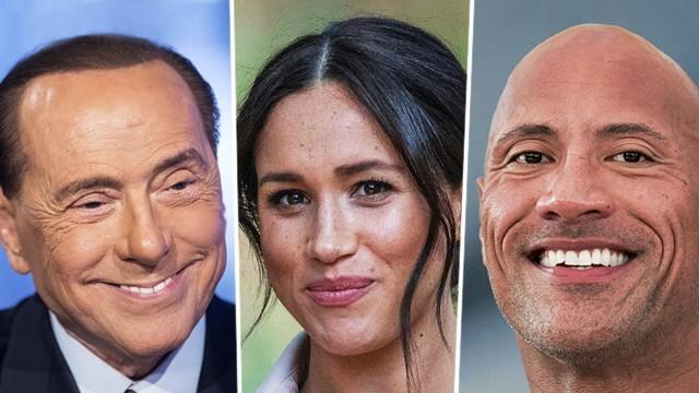 Promi-News: Berlusconi hat neue Freundin