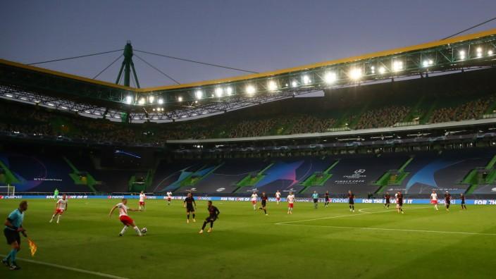 FOOTBALL : RB Leipzig vs Atletico Madrid - 1/4 - Phase finale - UEFA Ligue des Champions - Final 8 - Lisbonne - 13/08/20; Lissabon