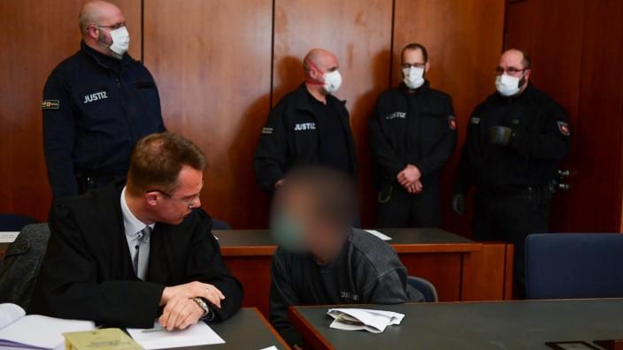 Ex-Freundin und deren Kollegin getötet - Urteil erwartet