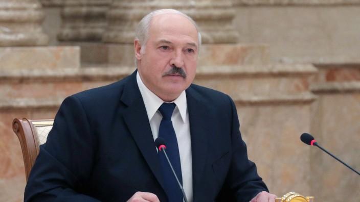 Lukaschenko Belarus Putin