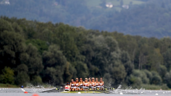 2019 World Rowing Championships - Day Five
