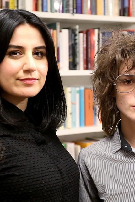 Lit.Cologne - Karosh Taha und Josefine Rieks