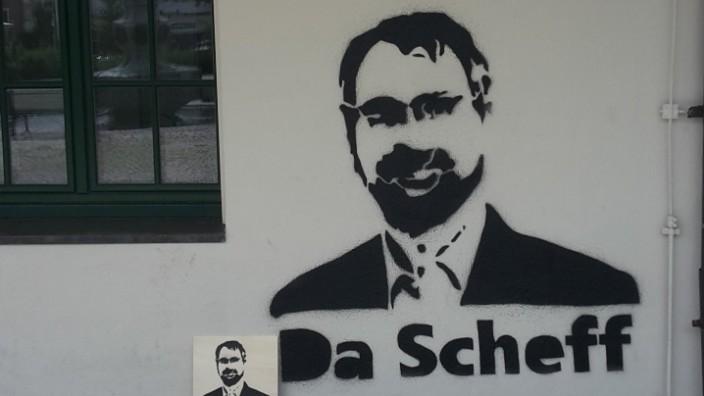 Mitten in Bayern: Da Scheff – mal groß, mal klein, mal illegal, mal legal.