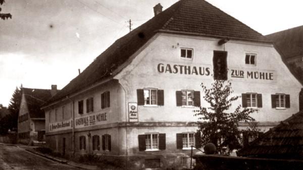 Wirtshausserie Gasthof zur Mühle