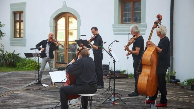 Ensemble Rubin: Vivaldi und Piazzolla
