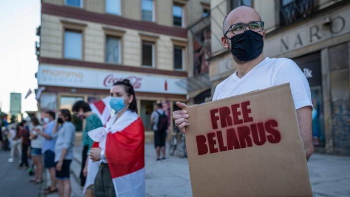 Proteste Belarus in Polen