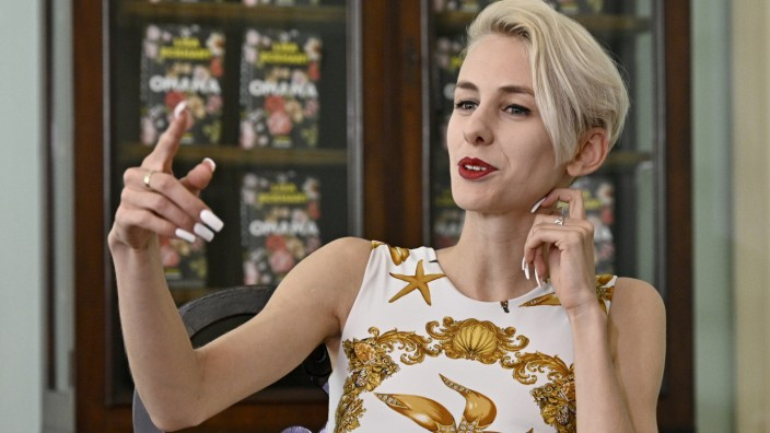 Kabarettistin Lisa Eckhart