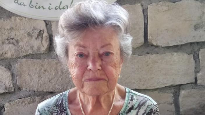 95-jährige Olchingerin