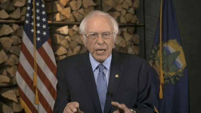 USA Wahl Sanders Demokraten