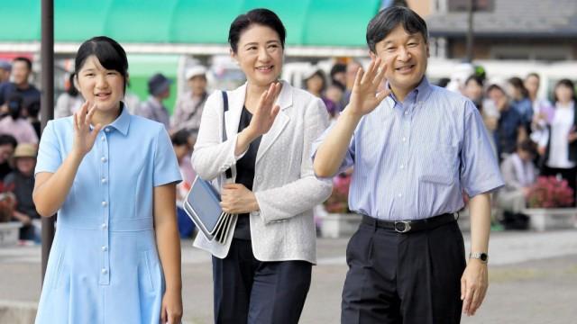 Japans Kaiserfamilie