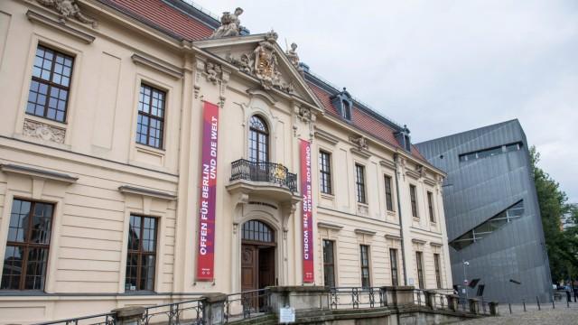 Nach fuenfjaehriger Vorbereitung und knapp dreijaehriger Schliessung eroeffnet am Sonntag im Juedischen Museum Berlin (