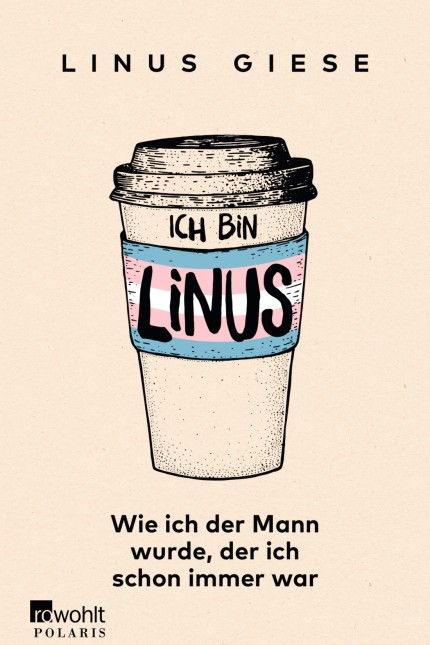 Cover Ich bin Linus von Linus Giese, Pressefoto