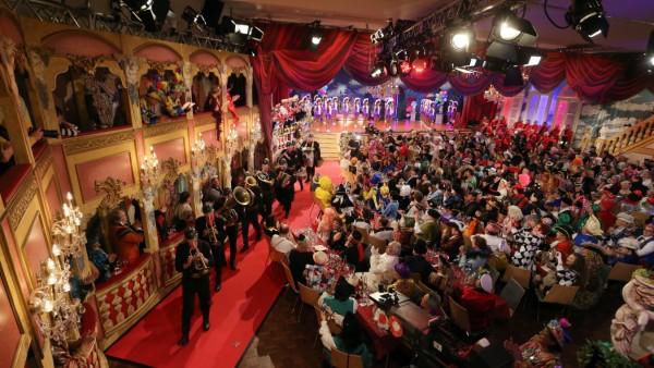 Fernseh-Prunksitzung 'Fastnacht in Franken'
