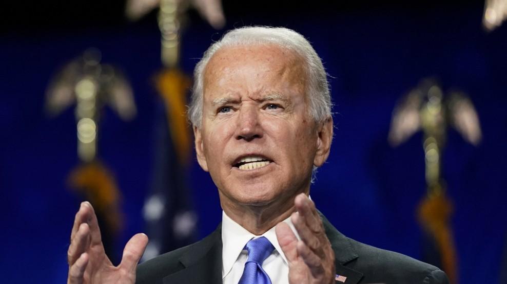 Biden nimmt Nominierung als Präsidentschaftskandidat an