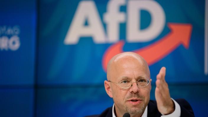 Eilantrag von Kalbitz gegen Partei-Rauswurf