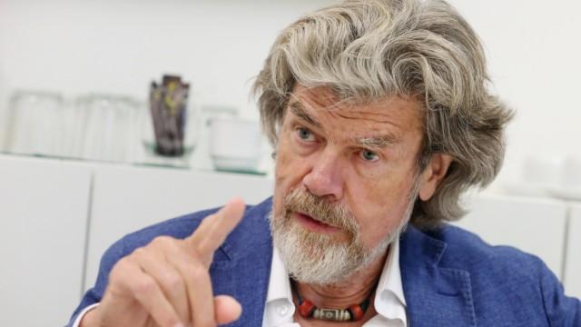 Jahrestag von Messners Solo-Erstbesteigung des Mount Everest