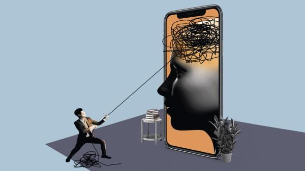 Psychologie, Smartphone