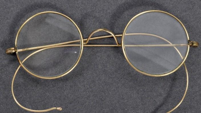 Angebliche Brille von Gandhi wurde versteigert