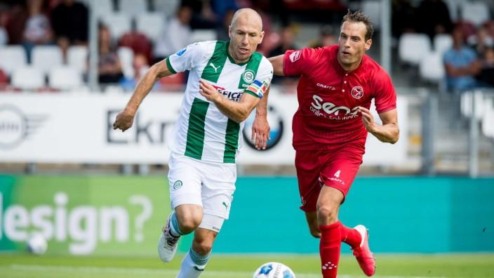 FC Groningen - FC Almere City