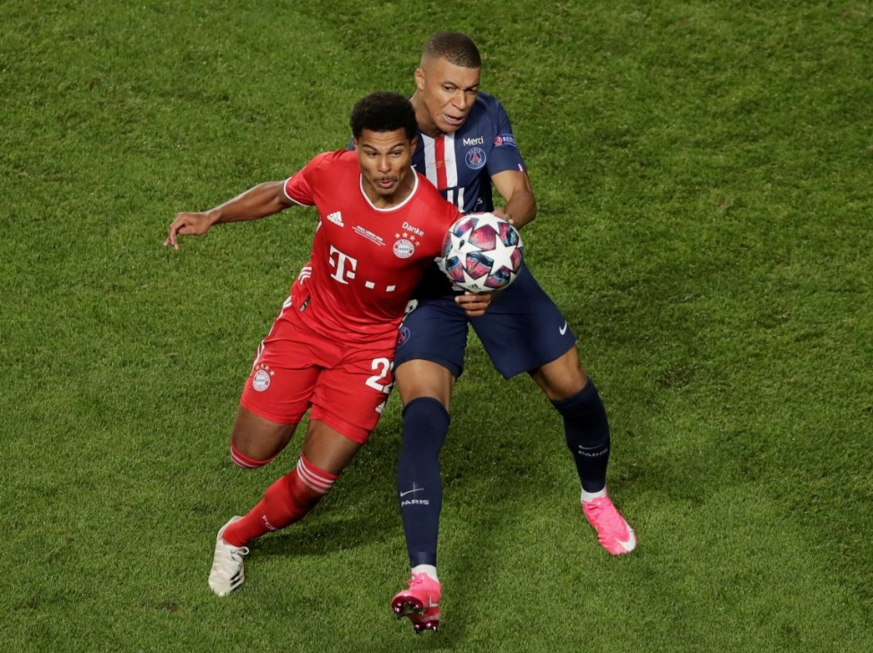 Champions League - Final - Bayern Munich v Paris St Germain