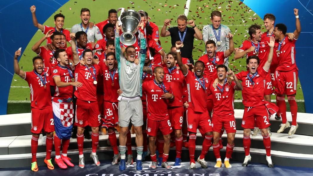 FC Bayern - Der Triple-Traum erfüllt sich