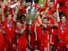 FC Bayern feiert den Champions-League-Sieg 2020