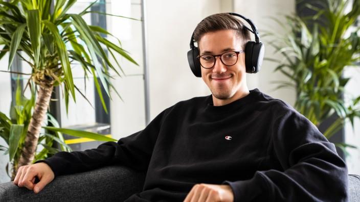 Gaming-Influencer Max Knabe