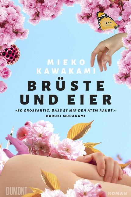 """Mieko Kawakamis Roman """"Brüste und Eier"""" Cover"""