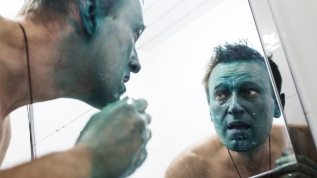 Alexej Nawalny, Alexej Navalny, Foto von Evgeny Feldman