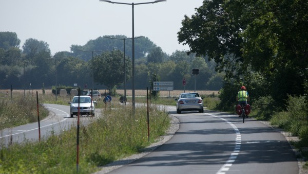 Alte B 471 Garching (Umgehungsstraße)
