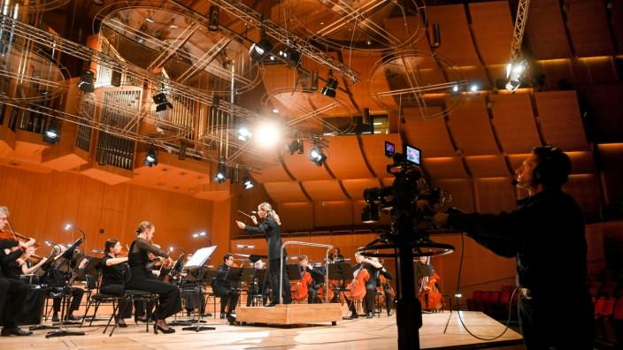 Pressefoto Münchner Philharmoniker