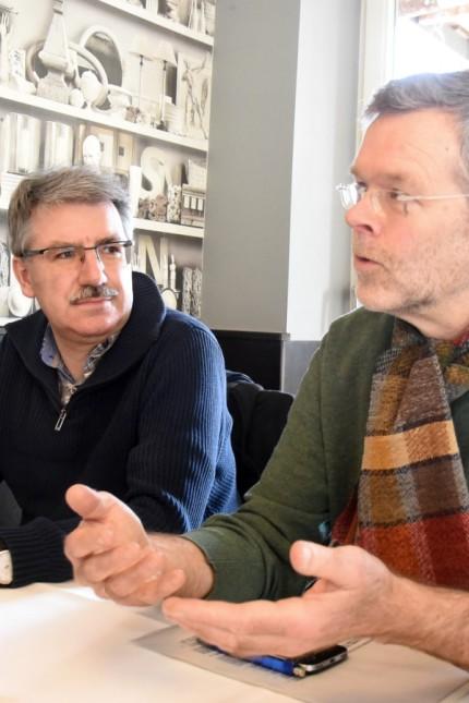 Mobilfunk: Adrian Heim vom Bündnis für Karlsfeld.