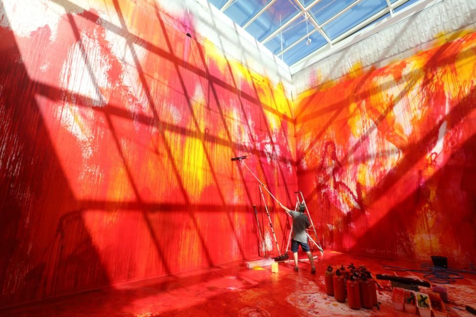 Letzte Ausstellung in der Kunsthalle Rostock vor Sanierung