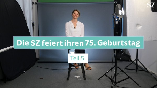 75 Jahre SZ Video Marlene Teil 5