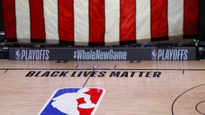NBA: Spielort in Florida während der Corona-Pandemie