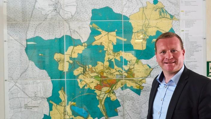 100 Tage Bürgermeister - Moosach Michael Eisenschmid