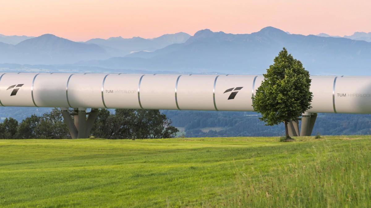 Hyperloop: Von München nach Berlin in 45 Minuten?