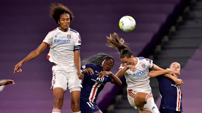 Women's Champions League - Semi Final - Paris St Germain v Olympique Lyonnais