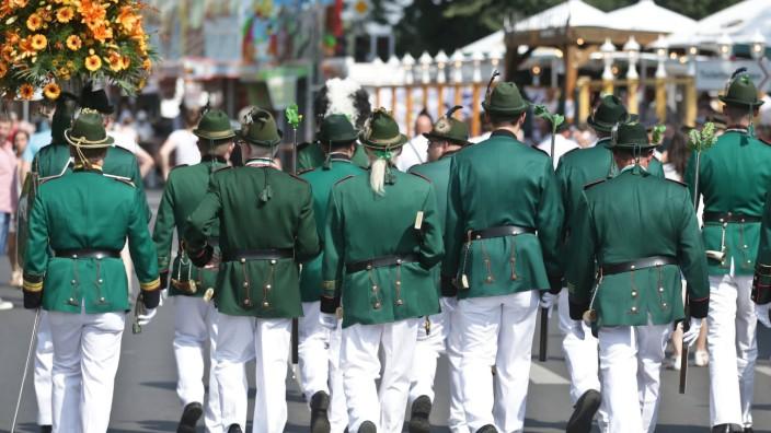 Corona in Deutschland: Großveranstaltungen wie z.B. Schützenfeste sollen verboten bleiben