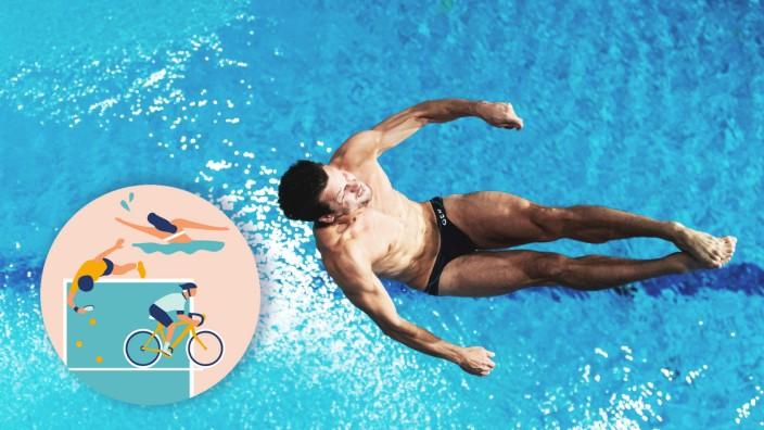 HAUSDING PATRICK GER Germany Men 1m Springboard Final Kyiv Ukraine UKR 07 08 2019 Diving Len Eu