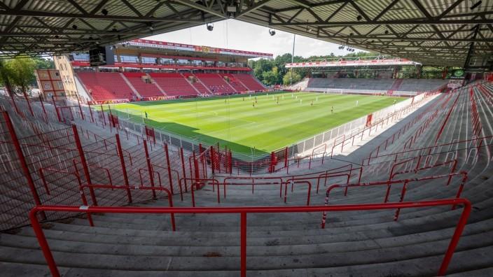 Fussball Berlin 15.08.2020 Saison 2020 / 2021 Vorbereitungsspiel Freundschaftsspiel 1. FC Union Berlin - Dynamo Dresden; union