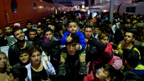 Fünf Jahre nach dem Flüchtlingssommer