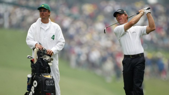 Masters First Round