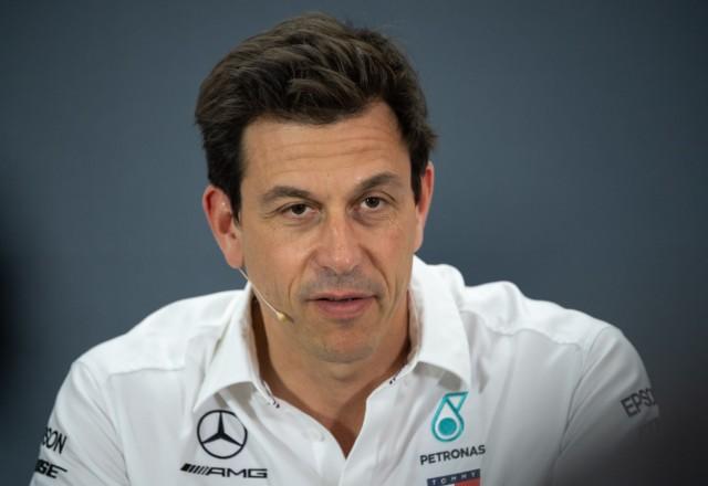 Mercedes-Teamchef Wolff